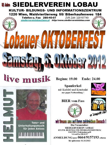 siedlervereinlobauoktoberfest2012