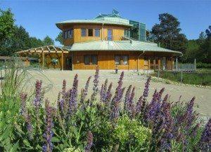 Das Nationalparkhaus wien - lobAU startet in die Saison 2014