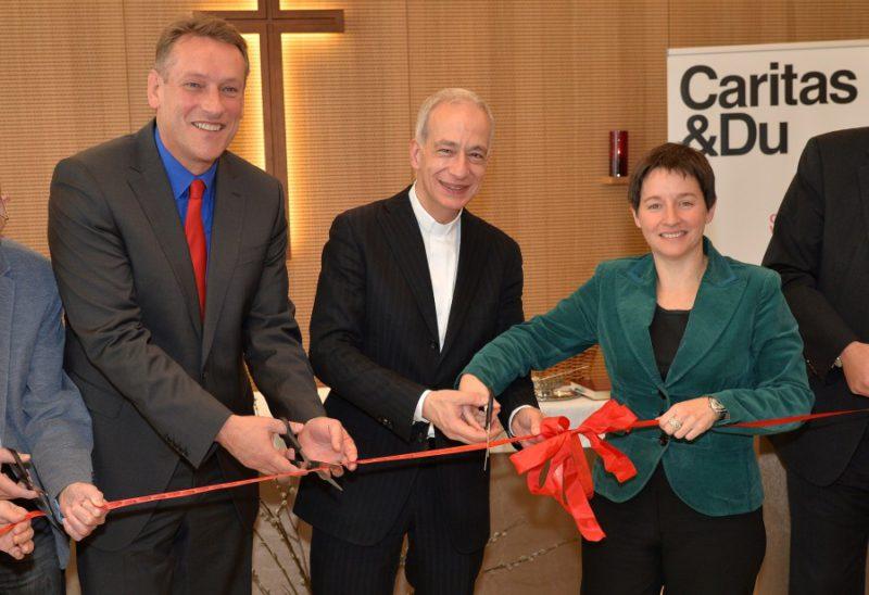 Landau und Wehsely eröffnen Senioren- und Pflegehaus St. Teresa im 22. Bezirk